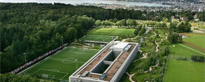 A Soccer Fans Dream - FIFA is Building a $198 Million Underground Museum