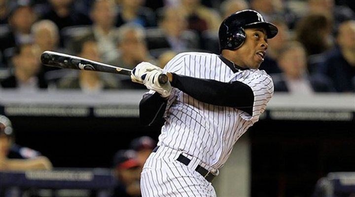 Curtis Granderson Hits 3 HRs in Yankees 7-6 Win Over the Minnesota Twins...