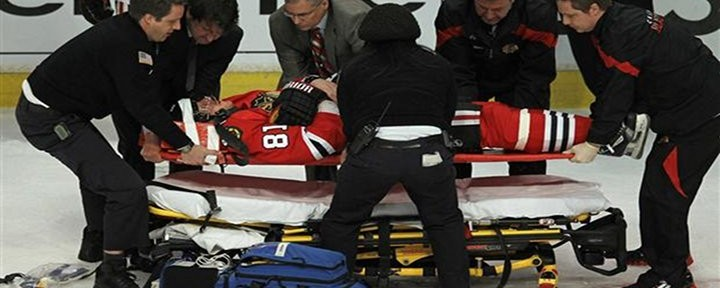 Raffi Torres Earned a 25-Game Suspension For His Brutal Hit on Marian Hossa