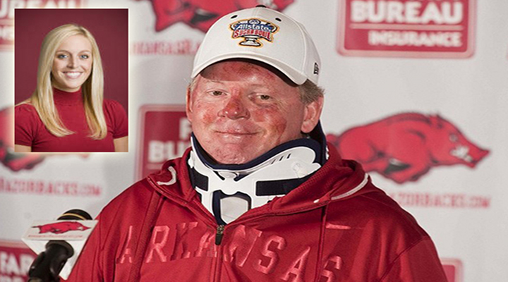 """Bobby Petrino Paid Jessica Dorrell $20,000 in Cash, Gave Her """"Unfair and Undisclosed Advantage."""""""