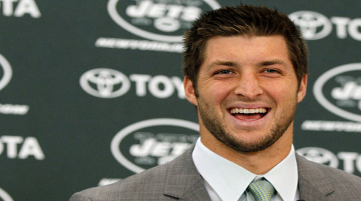 """Video: Our Pal """"Sal Pal"""" Breakdown Just How the New York Jets Will Utilize Tim Tebow this Season."""
