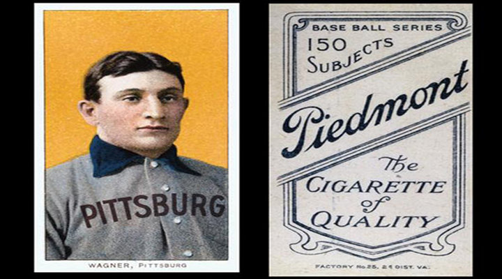 $$$$$$$: Honus Wagner Card Sells For $1.2 Million at Auction!