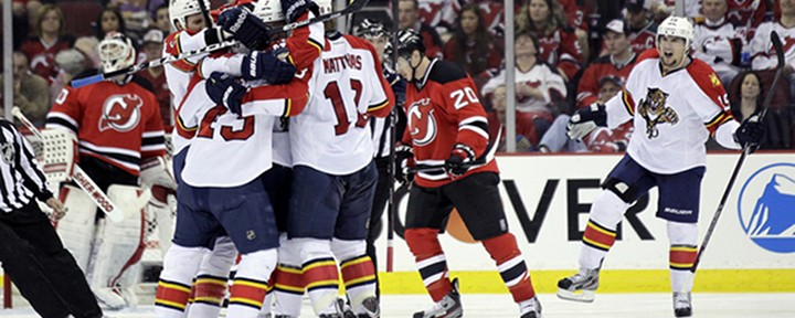 Slap Shots: Florida Panthers Storm Back from a 3-0 Deficit to Beat the Devils 4-3 in Jersey – Panthers Lead Series 2-1