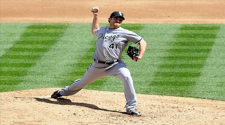 Phil Humber of the White Sox Threw the 21st Perfect Game in MLB History!