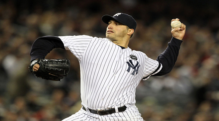 Yankees' Andy Pettitte Allows Four Hits in First Win Since 2010....