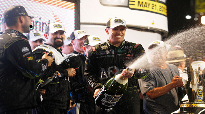 Jimmie Johnson Cruises to Third NASCAR All-Star Race Victory....