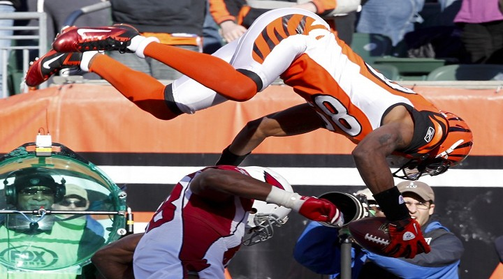"""Ex-Bengals WR Jerome Simpson says, """"Jail Was Terrible..."""""""