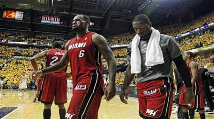 Miami Heat Cancel Practice & Media Availablity Day After Blowout Loss in Game 3....