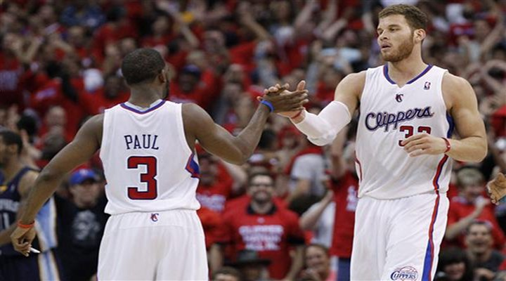 Chris Paul Does Work in Overtime to Beat the Grizzlies 101-97 - Clippers Lead Series 3-1