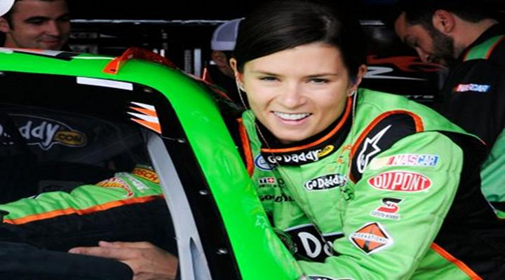 Danica Patrick to Race at Talladega Speedway for the First Time...