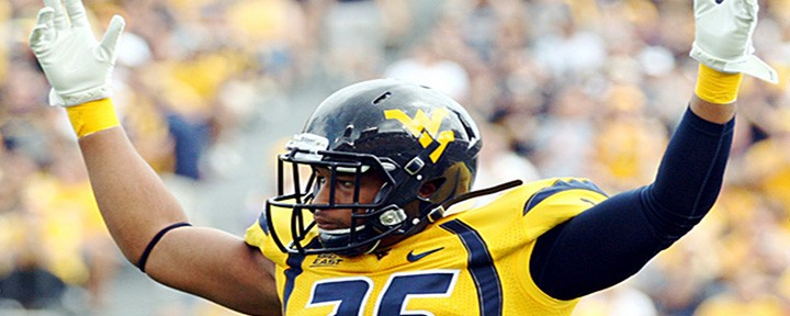 BoneHead: West Virginia Football Players Arrested for Stealing Gatorade and Snacks...