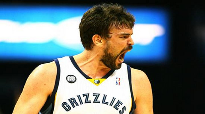 Marc Gasol Leads Grizzlies in 90-88 Win Over Clippers, Force Game 7....
