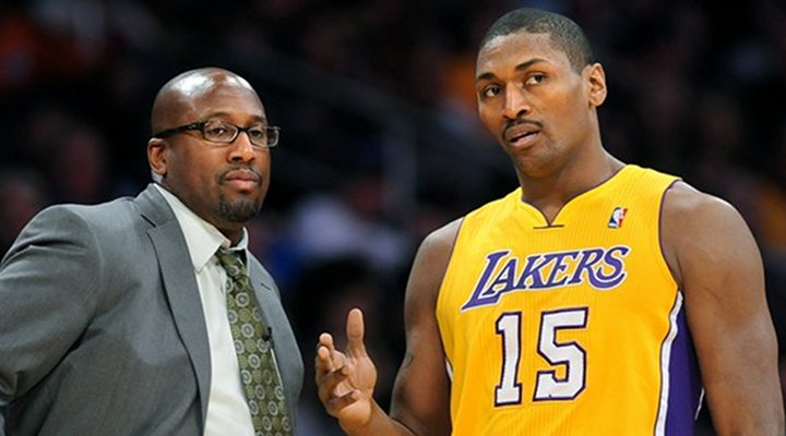 Magic Johnson says Mike Brown Will be Fired if Lakers Lose Game 7