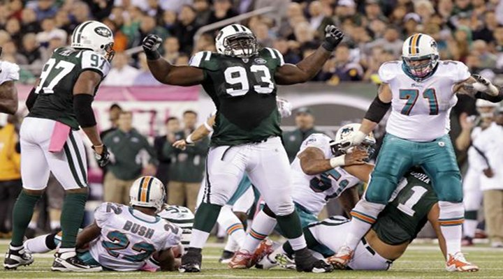 BoneHead: New York Jets Kenrick Ellis to Serve 45 Days in Jail...