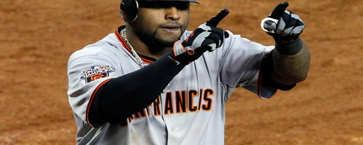 Giants Pablo Sandoval Has Broken Bone in Hand, Will Miss Next 4-6 Weeks