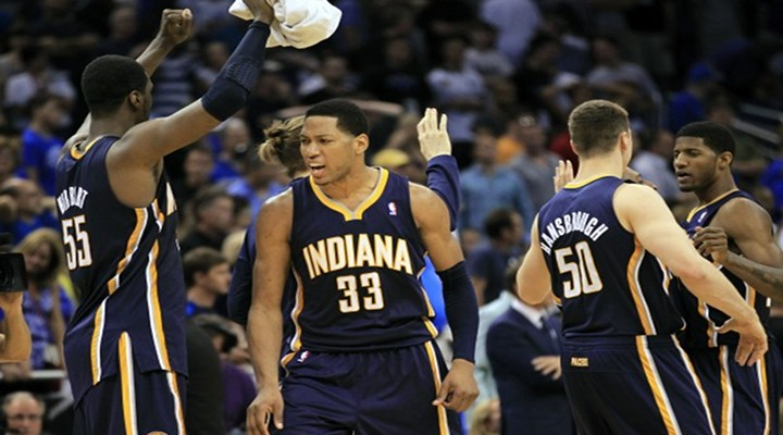 NBA PLAYOFFS: Pacers Close Out Magic, Hawks and Bulls Survive....