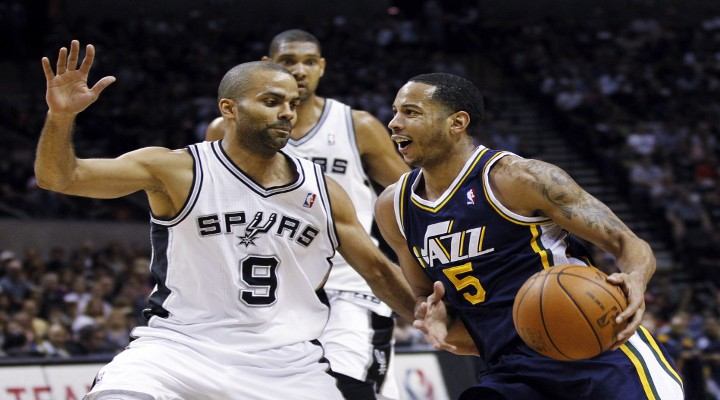 NBA Playoffs: Spurs Throttle Jazz, Pacers Get Back on Track and Memphis Evens the Series with Clippers...