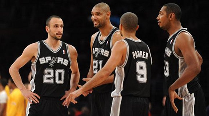 San Antonio Spurs Beat the Jazz 87-81 to Complete the Sweep in Game 4...