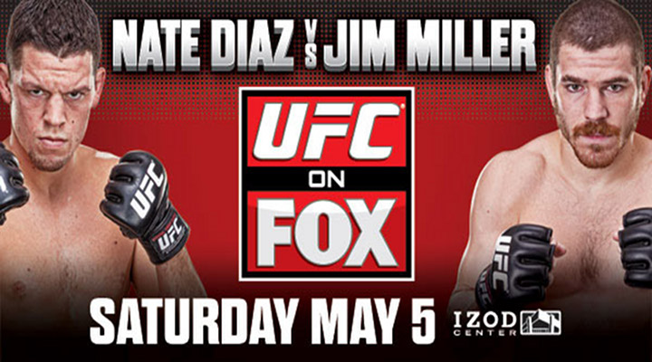 UFC on FOX 3: Diaz vs. Miller Viewing Guide