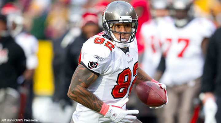 Tight End Kellen Winslow Out of Tampa Bay, Dallas Clark to Sign With Bucs...