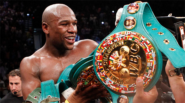 Floyd Mayweather Beat Miguel Cotto By Unanimous Decision in Vegas....