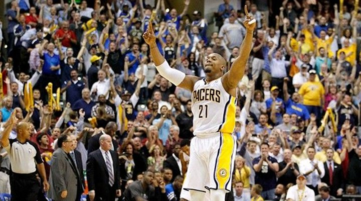 Pacers Hold a Frustrated D-Wade to 5 Points in 94-75 Win Over Heat - Indiana Leads Series 2-1