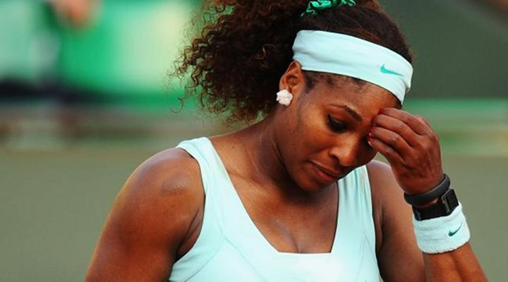 Serena Williams Loses at the French Open in the First Round!