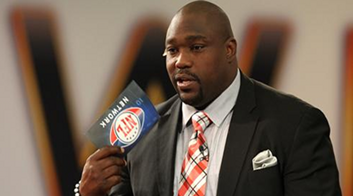 Warren Sapp Out on 'Inside the NFL' after CBS/Showtime Decline to Renew Contract