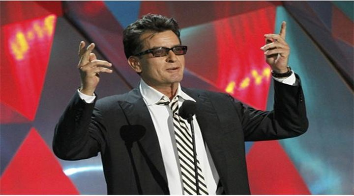 Charlie Sheen Goes Off On Staples Center Security Guard After Last Nights Kings Game...
