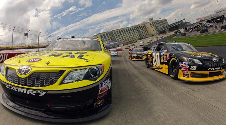 Joey Logano Wins Nationwide Series Race at Dover International Speedway...