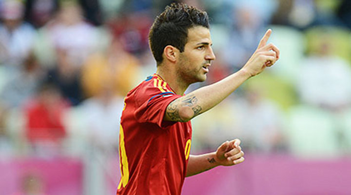 EURO 2012: Spain Scores Late Goal Against Croatia to Advance to the Quarterfinals...