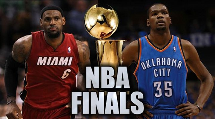 NBA Finals: Durant Delivers for OKC in the Fourth Quarter to Beat the Heat 105-94 in Game 1