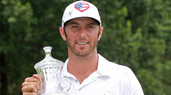 Dustin Johnson Comes Back From Injury to Win St. Jude Classic...