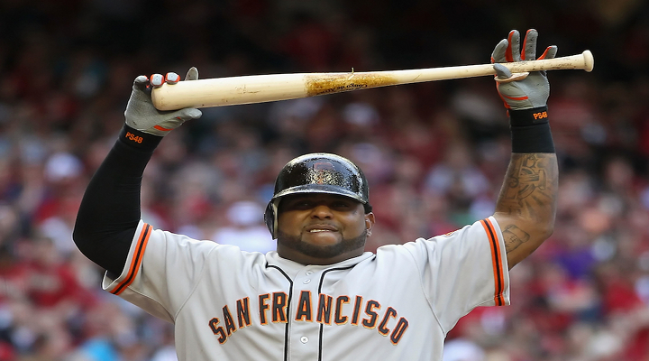 San Francisco Giants Pablo Sandoval Accused of Sexual Assualt with 21-Year Old Woman...