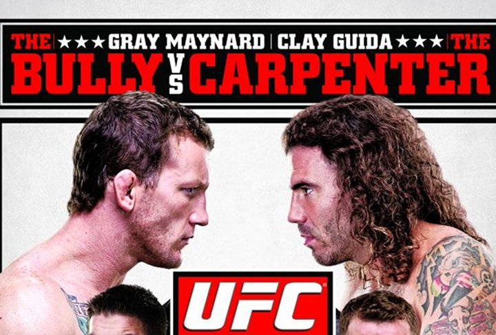 Maynard Vs. Guida LIVE Tonight 6PM PT & 9PM EST on FX!