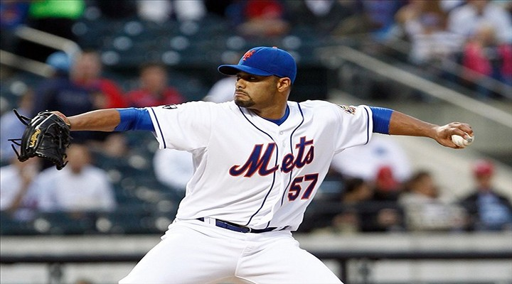 New York Pitcher Johan Santana Threw The First No-Hitter in Mets History