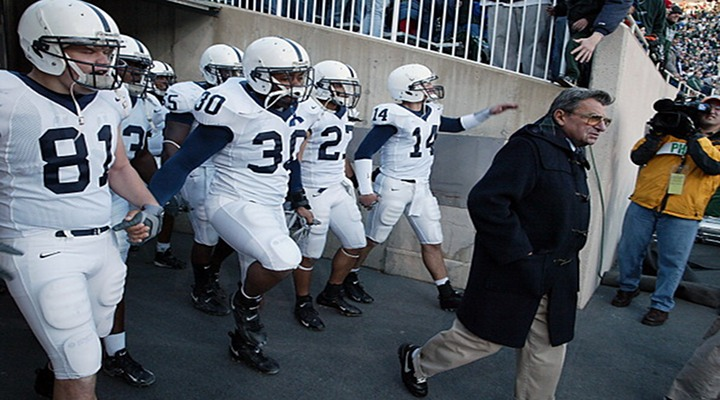 Penn State Punishment: 4-Year Bowl Ban, Vacated Wins From 1998-2011, Fined $60 Million, Loss of Scholarships
