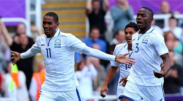 London 2012: Honduras Soccer Team Knocks Spain Out of Olympics with 1-0 Victory...