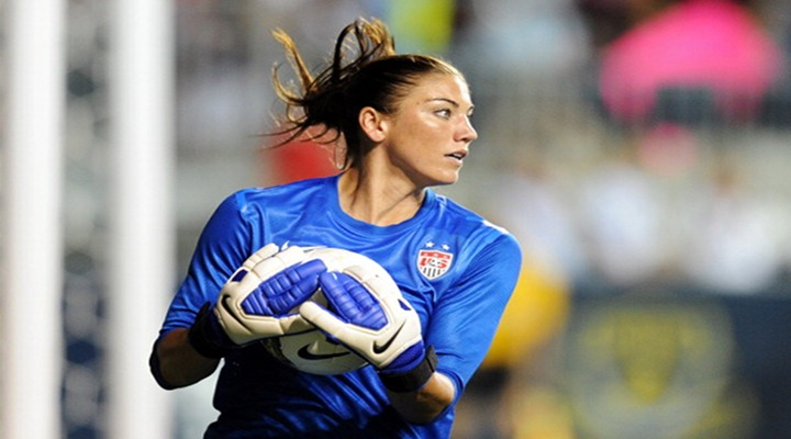 London 2012: Hope Solo Goes Off on Former Women's Star & Current Commentator Brandi Chastain...