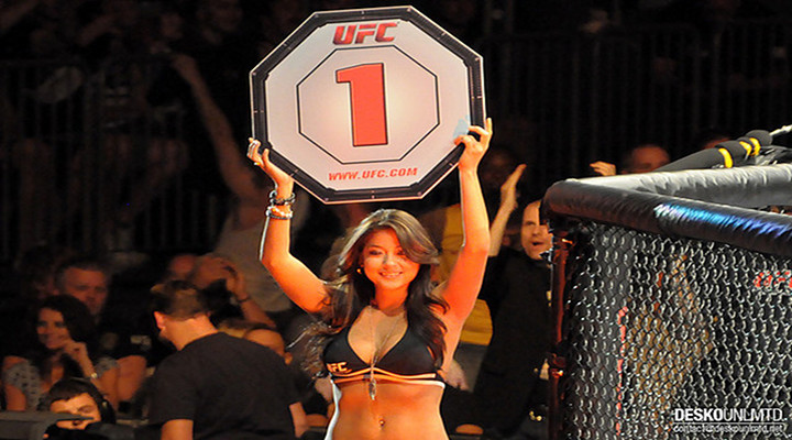 UFC Ring Girl, Arianny Celeste's Domestic Violence Charges Have Been Dropped...