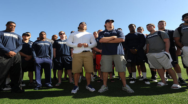 Video: Members of the Penn State Football Team Issue Statement on Their Commitment to the University
