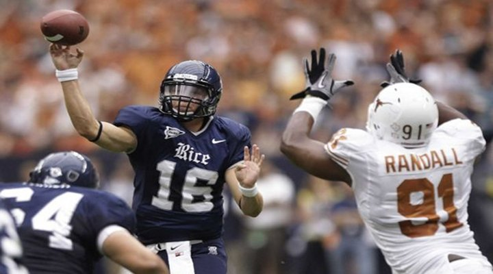 NCAA Football Countdown: 89. Rice (4-8, 3-5 CUSA West)