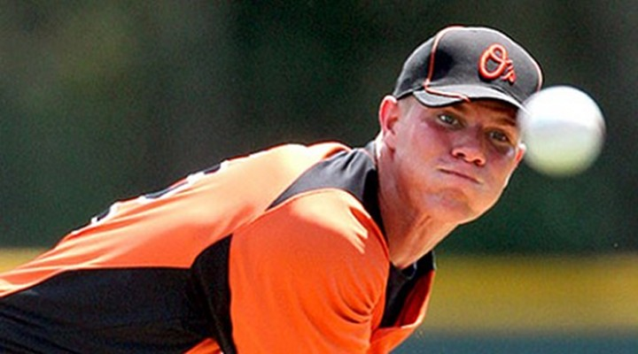 Video: Orioles Dylan Bundy Throws a Curveball That Will Leave You in Ahhhh, Just Watching It...