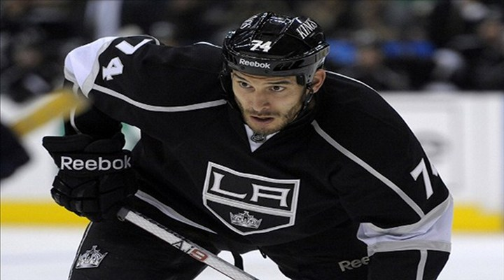 NHL News: Los Angeles Kings Re-Sign Rookie Playoff Hero Dwight King for Two More Years...