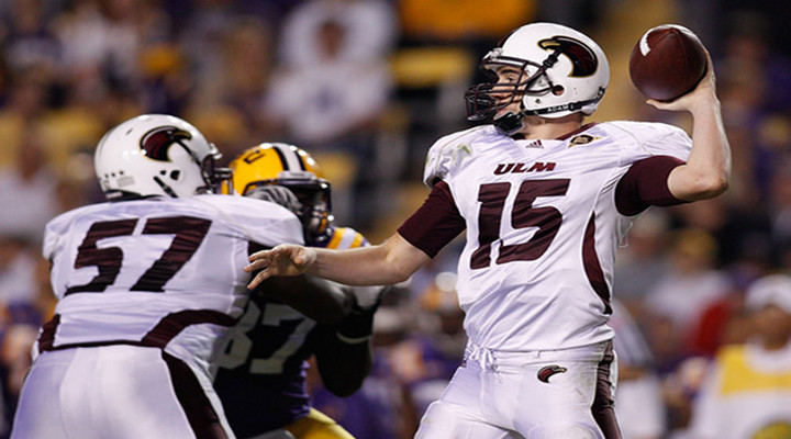 NCAA Football Countdown 99. Louisiana-Monroe (4-8, 3-5 Sun Belt Conference)