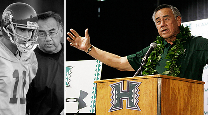 NCAA Football Countdown: 93. Hawaii (6-7, 3-5 Mountain West)