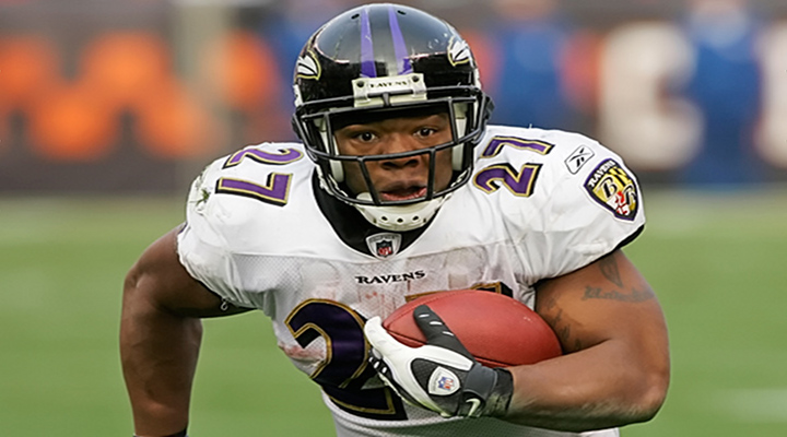 NFL News: Baltimore Ravens Sign Star RB Ray Rice to Five-Year $40M Contract Extension...