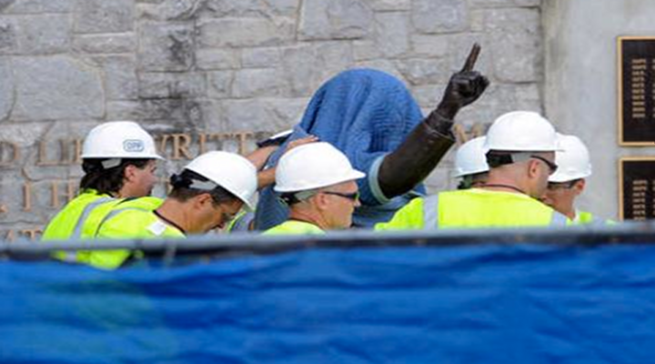 "Paterno Family Statement: ""Tearing Down the Statue of Joe Paterno Does Not Serve the Victims"""