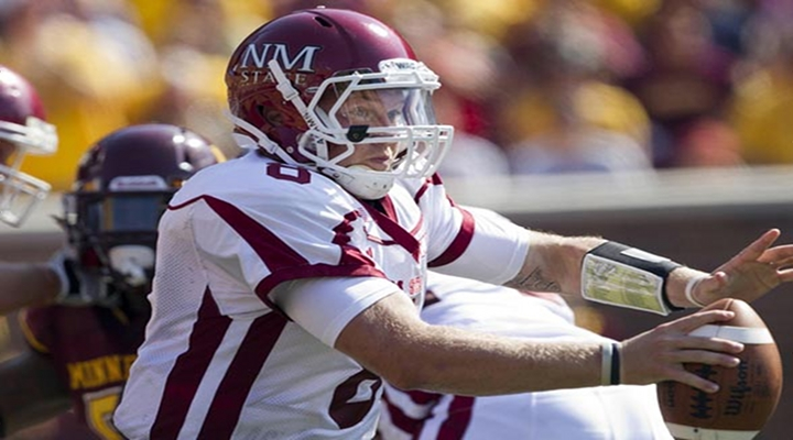NCAA Football Countdown: 105. New Mexico State (4-9, 2-5 Western Athletic Conference)