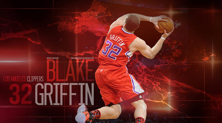 BeastMode Stays in LA: Blake Griffin Signs 5-Year, $95M Extension with Clippers...